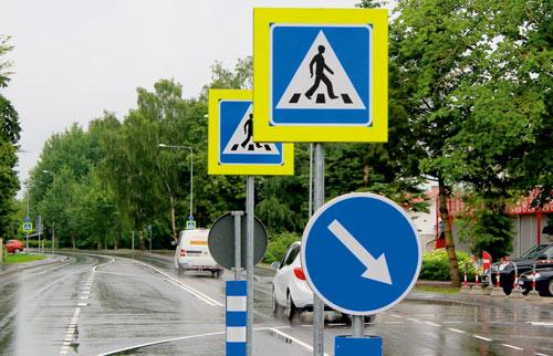 Liiklusmärgid ja viidad